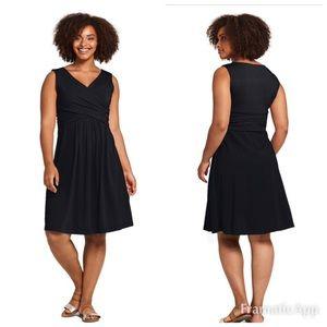 NWOT Lands End Dress Size M